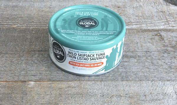 Wild Skipjack Tuna (With Sea Salt)