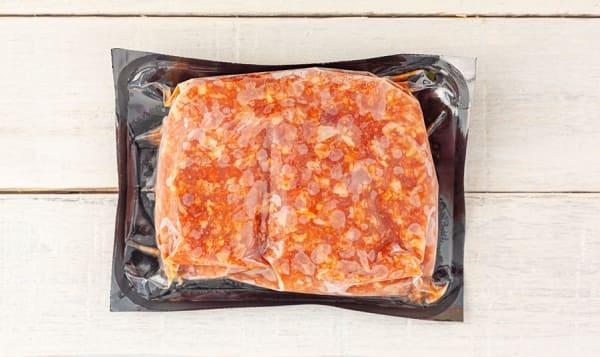 Turkey Chorizo Hash (Frozen)