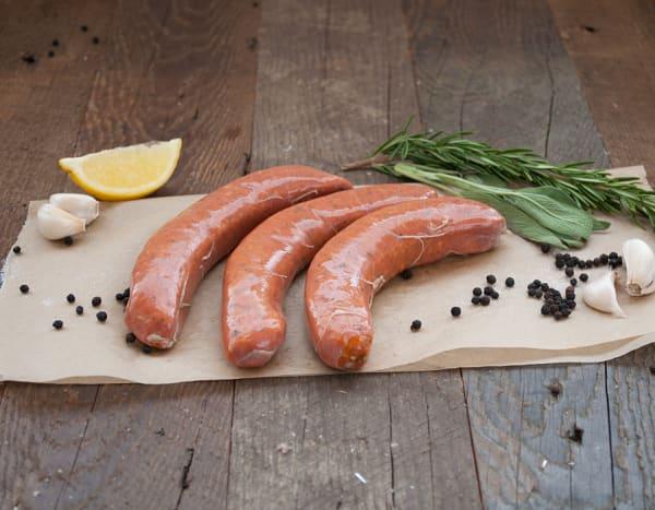 Merguez Lamb Sausage (Frozen)