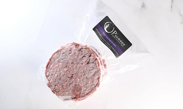 Burgers - Grass-fed beef (Frozen)
