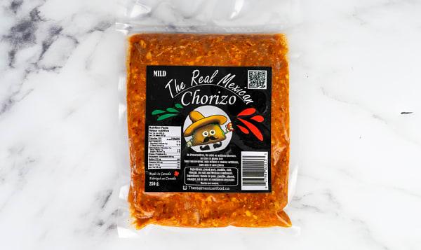 Marinated Chorizo Pork