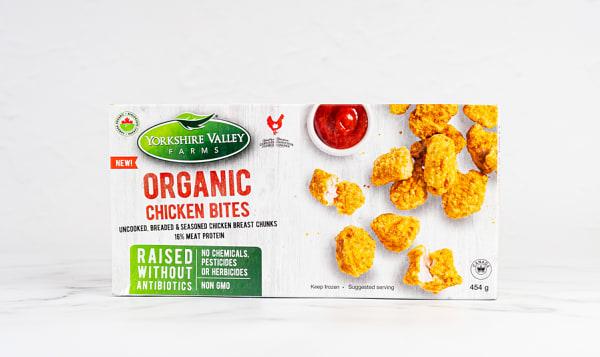 Organic Chicken Bites (Frozen)