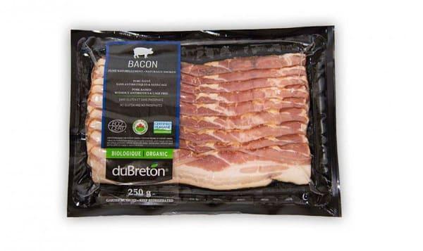 Organic Naturally Smoked Bacon