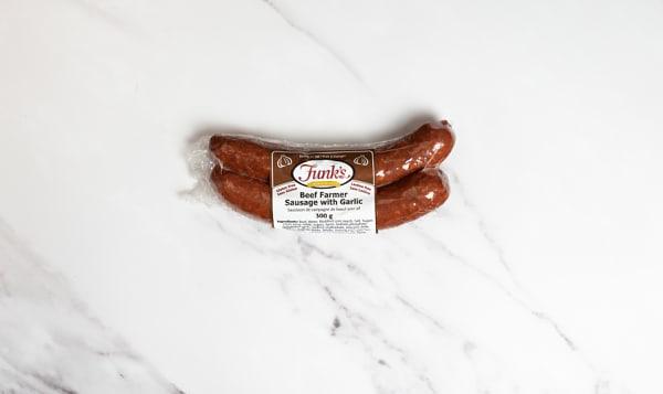 Beef Farmer Garlic Sausage
