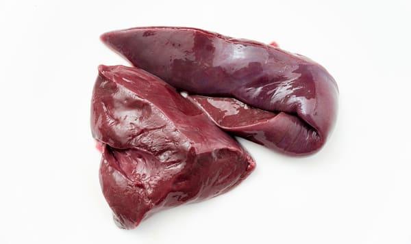 Natural Beef Liver (Frozen)