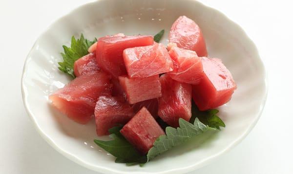 POKE Ahi Tuna Cubes (Frozen)