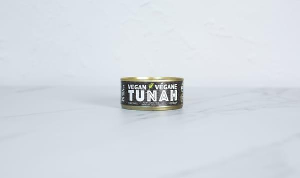 Plant-based Tunah