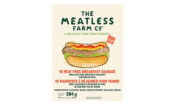Meatless Farm Bkfast Sausages (Frozen)