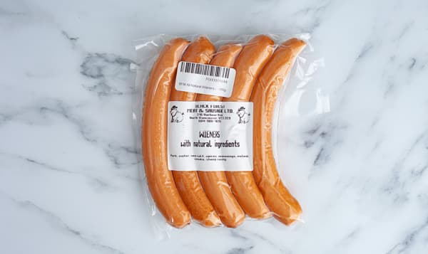 All Natural Wieners (Fresh)