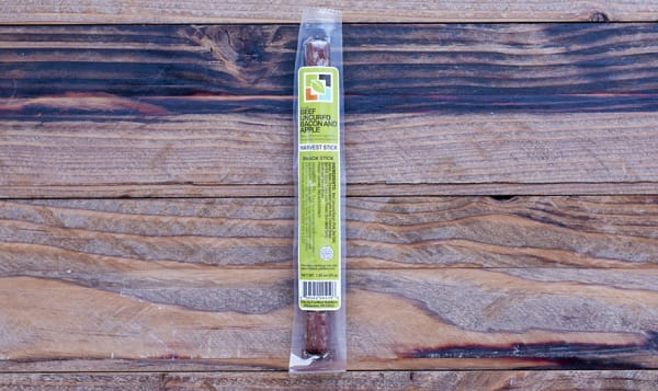 Grass-Fed Beef Stick - Uncured Bacon & Apple