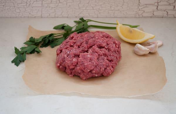Organic Lean Ground Beef (Frozen)