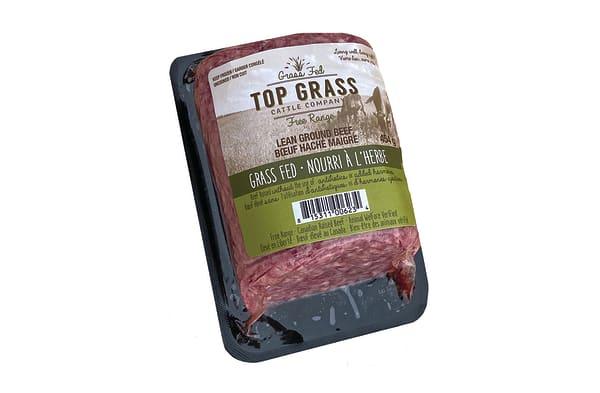 Lean Ground Beef (Frozen)