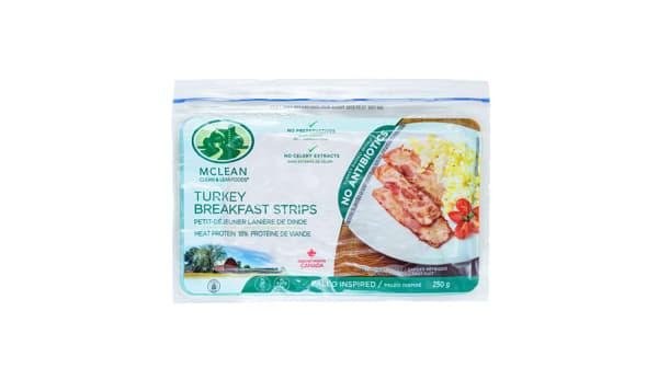 Turkey Breakfast Strips