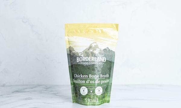 Chicken Bone Broth (Frozen)