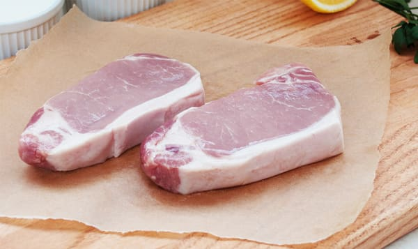 Loin Chops Boneless (Frozen)