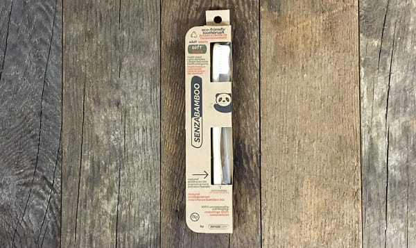 Bamboo Toothbrush              Soft - Adult