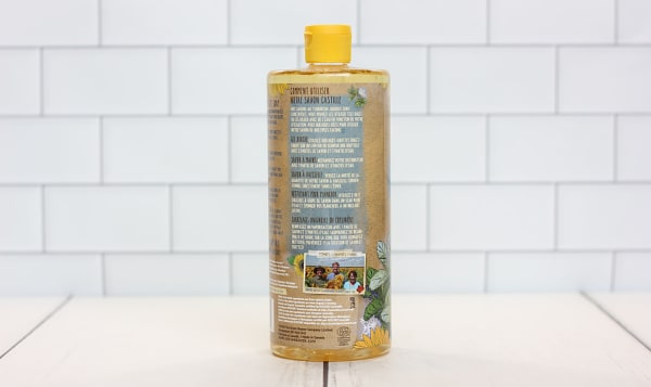 Organic Sunflower Castile Soap,  Frosty Mint