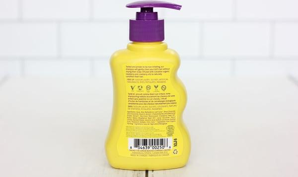 Organic Gentle Shampoo, Tear Free
