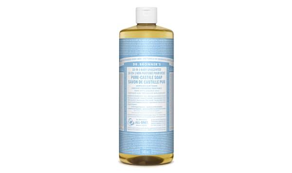 Baby Mild Castile Liquid Soap