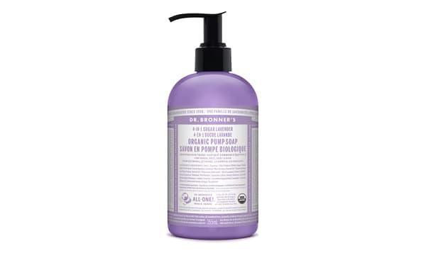 Organic Hand Sugar Soap - Lavender
