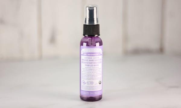 Organic Hand Sanitizer - Lavender