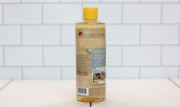 Frosty Mint Sunflower Castile Liquid Soap