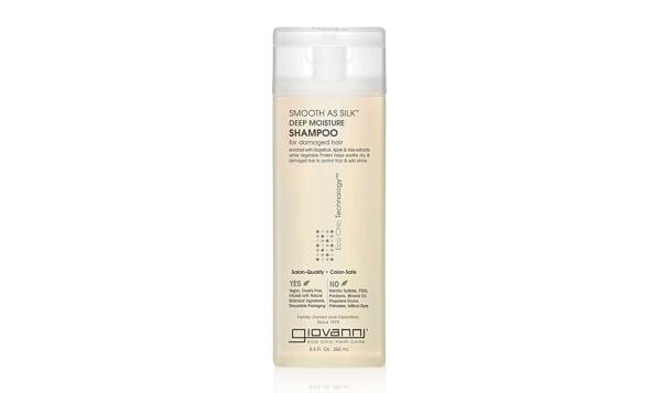 Smooth as Silk Shampoo