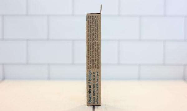 Organic Kids Toothbrush, Size 6.57