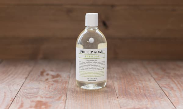 Fragrance Free Apple Cider Vinegar Shampoo
