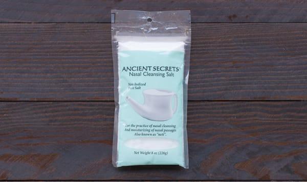 Nasal Cleansing Salt (Bag)