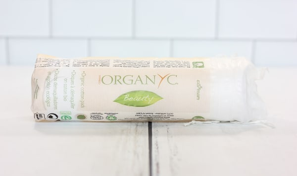 Organic Round Cotton Pads