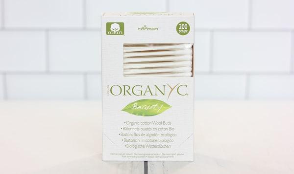 Organic Cotton Swabs
