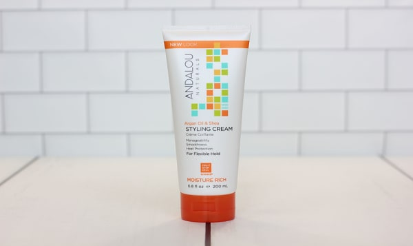 Argan Oil and Shea Styling Cream