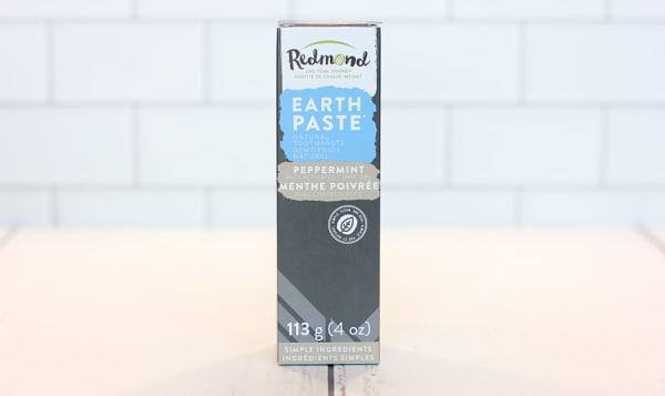 Earthpaste Peppermint w/Charcoal