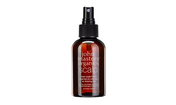 Organic Deep Scalp Follicle Treatment & Volumizer For Thinning Hair