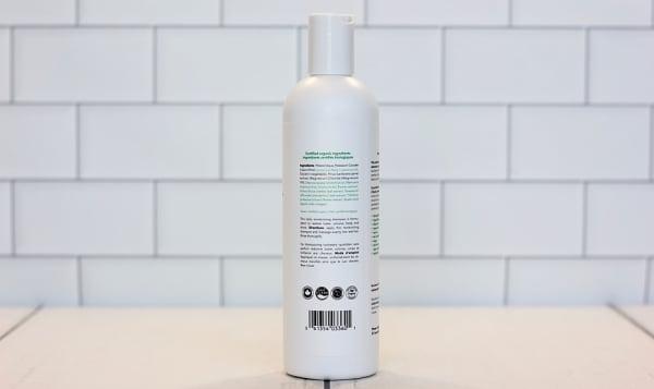 Organic Unscented Daily Light Shampoo