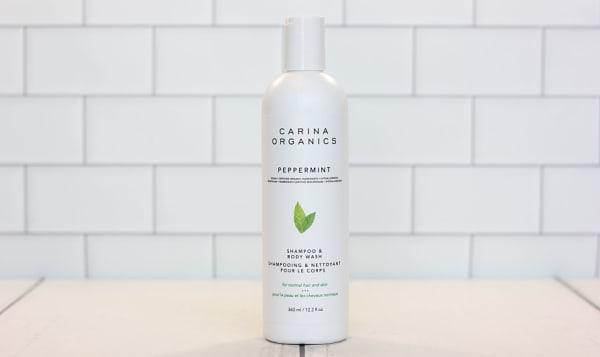 2-in-1 Shampoo & Body Wash - Peppermint