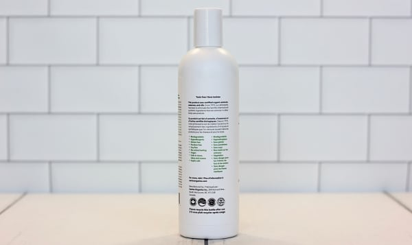 Organic Pink Grapefruit Shampoo + Body Wash