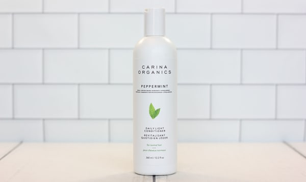 Organic Peppermint Daily Light Conditioner
