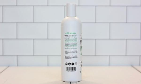 Organic Citrus Shampoo Daily Moisturizing Cream