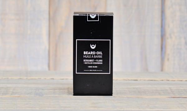 Beard Oil - Bergamot + Ylang with Distilled Cedarwood