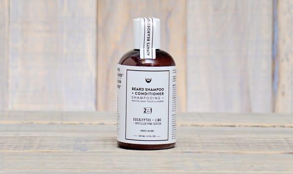 Beard Shampoo - Eucalyptus & Lime with Distilled Pine Scotch