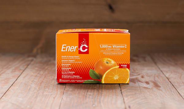 Orange Vitamin & Mineral Supplement