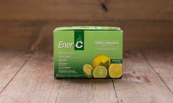 Lemon Lime Vitamin & Mineral Supplement