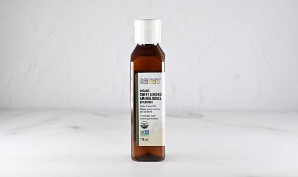 Organic Sweet Almond Oil