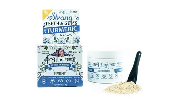 Turmeric Tooth Powder - Peppermint