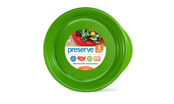 Everyday Plates - Apple Green