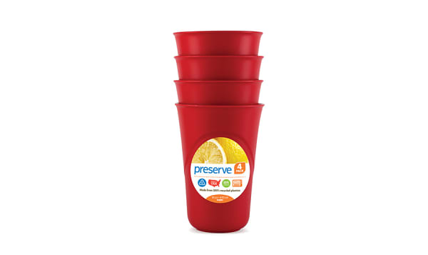 Everyday Cups - Pepper Red