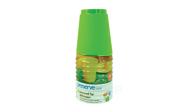 On the Go Cups - Apple Green