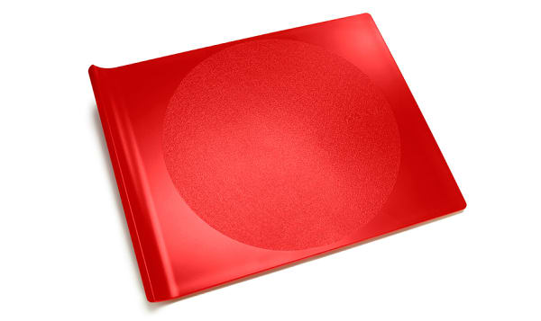 Cutting Board - Large Tomato Red